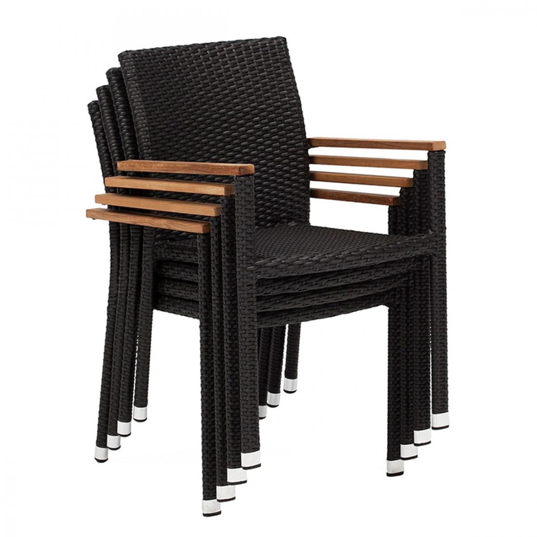 Fauteuil de salon de jardin Zendart design