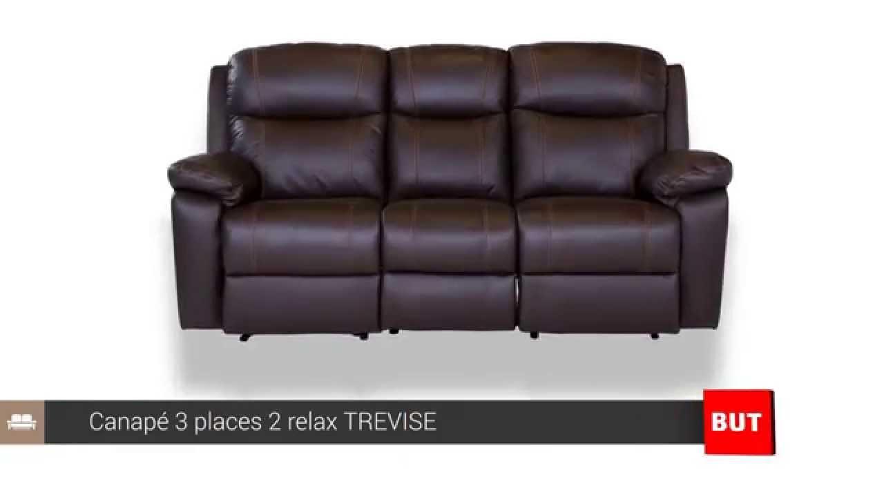 canape cuir 3 places 2 fauteuils