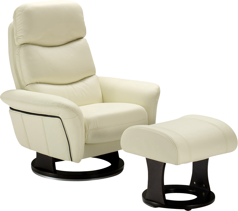 fauteuil relaxation Dino cuir Fauteuil relaxation pas