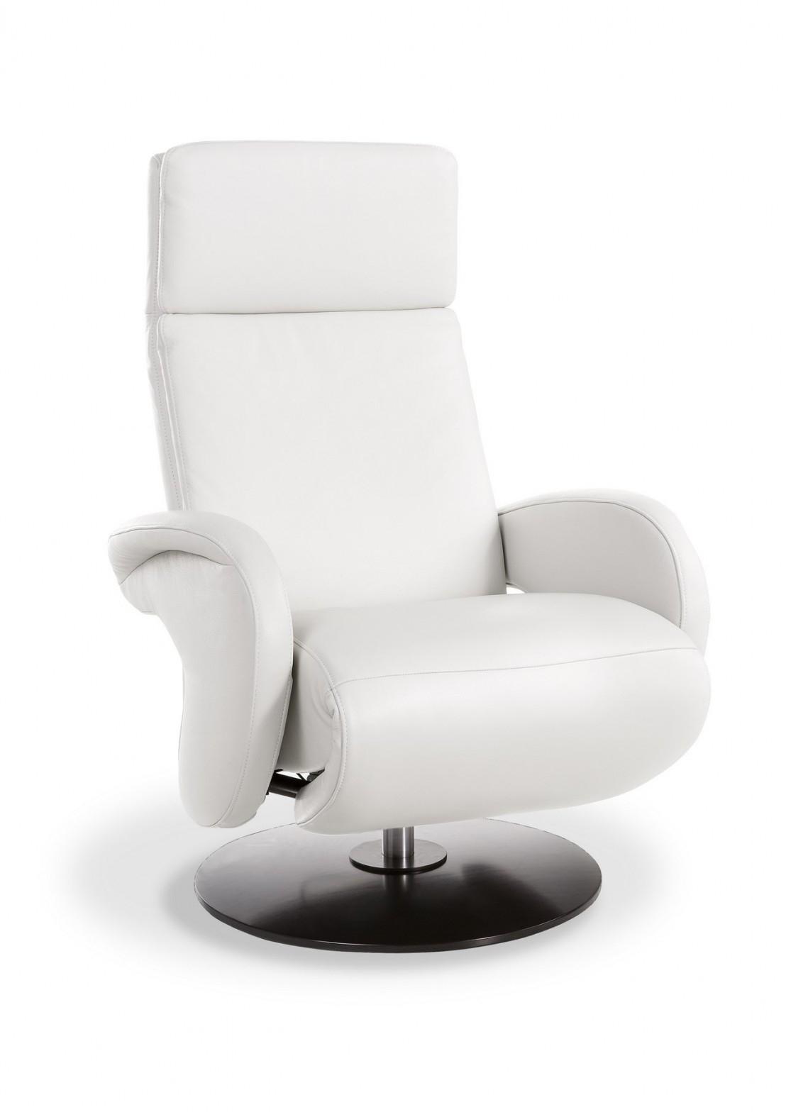 SuperPrince fauteuil cuir relax design