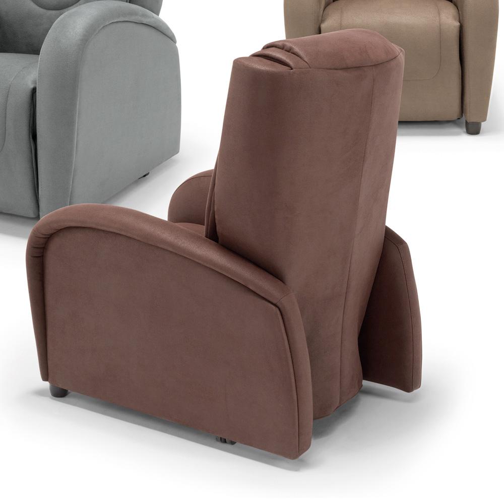 Fauteuil lève personne 2 moteurs massage shiatsu design