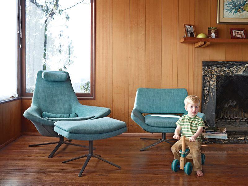 Fauteuil relax de design moderne idées confortables et jolies