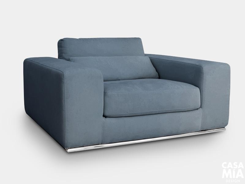 Le fauteuil italien Domani le frisson du luxe