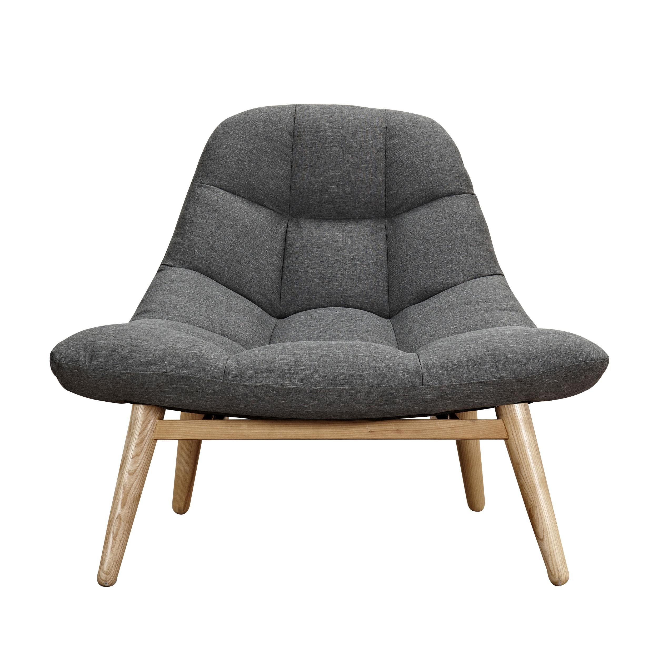 Fauteuil Melby gris anthracite adopez nos fauteuils
