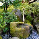 Fontaine Jardin Japonais Bassin D Eau Jardin Japonais