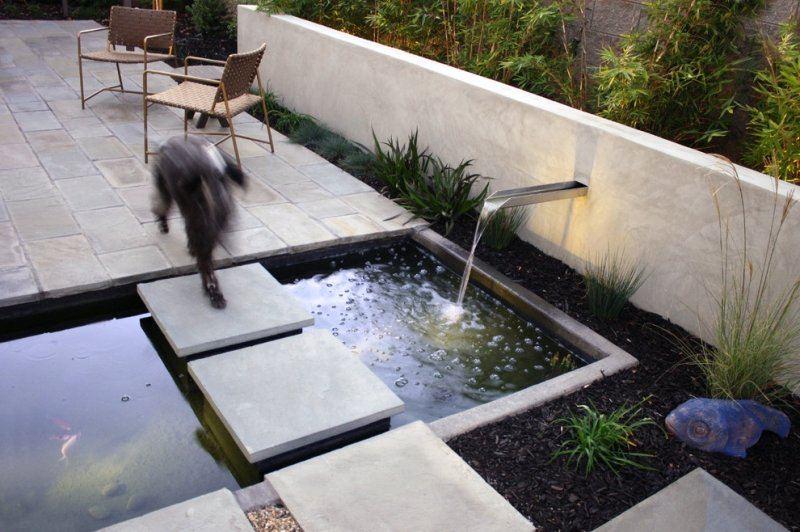 Bassin de jardin 25 idées pour rafraîchir votre extérieur