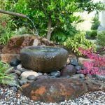 Fontaine Jardin Japonais Fontaine Japonaise Tsukubai Jardin Zen Jardin Japonais