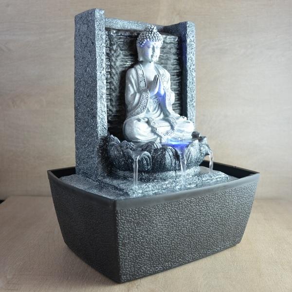 Fontaine zen Feng Shui Nirvana Zen Light