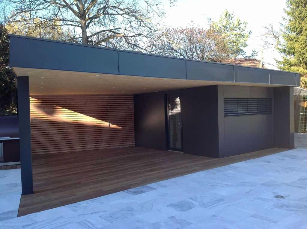 28 Génial De Garage toit Plat Beton