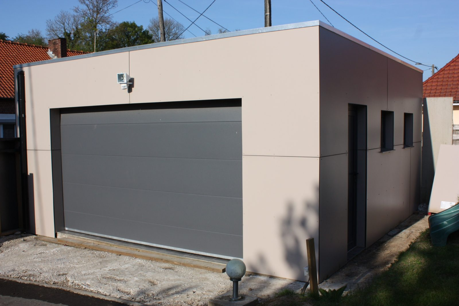 Construction Garage Bois Sur Mesure Devis & Prix