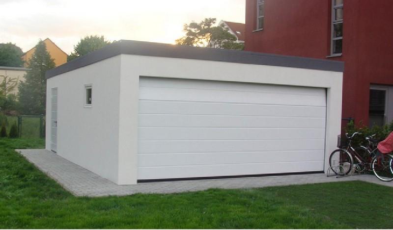 Garage Toit Plat Beton Pr Fabriqu En B Ton Prix Design De