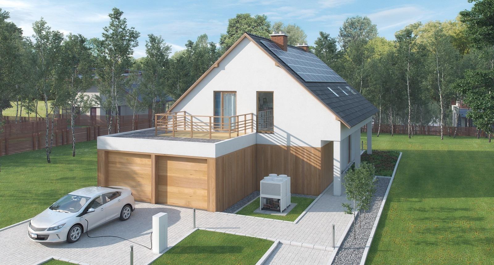 ment créer un garage toit plat beton Agrandir ma maison