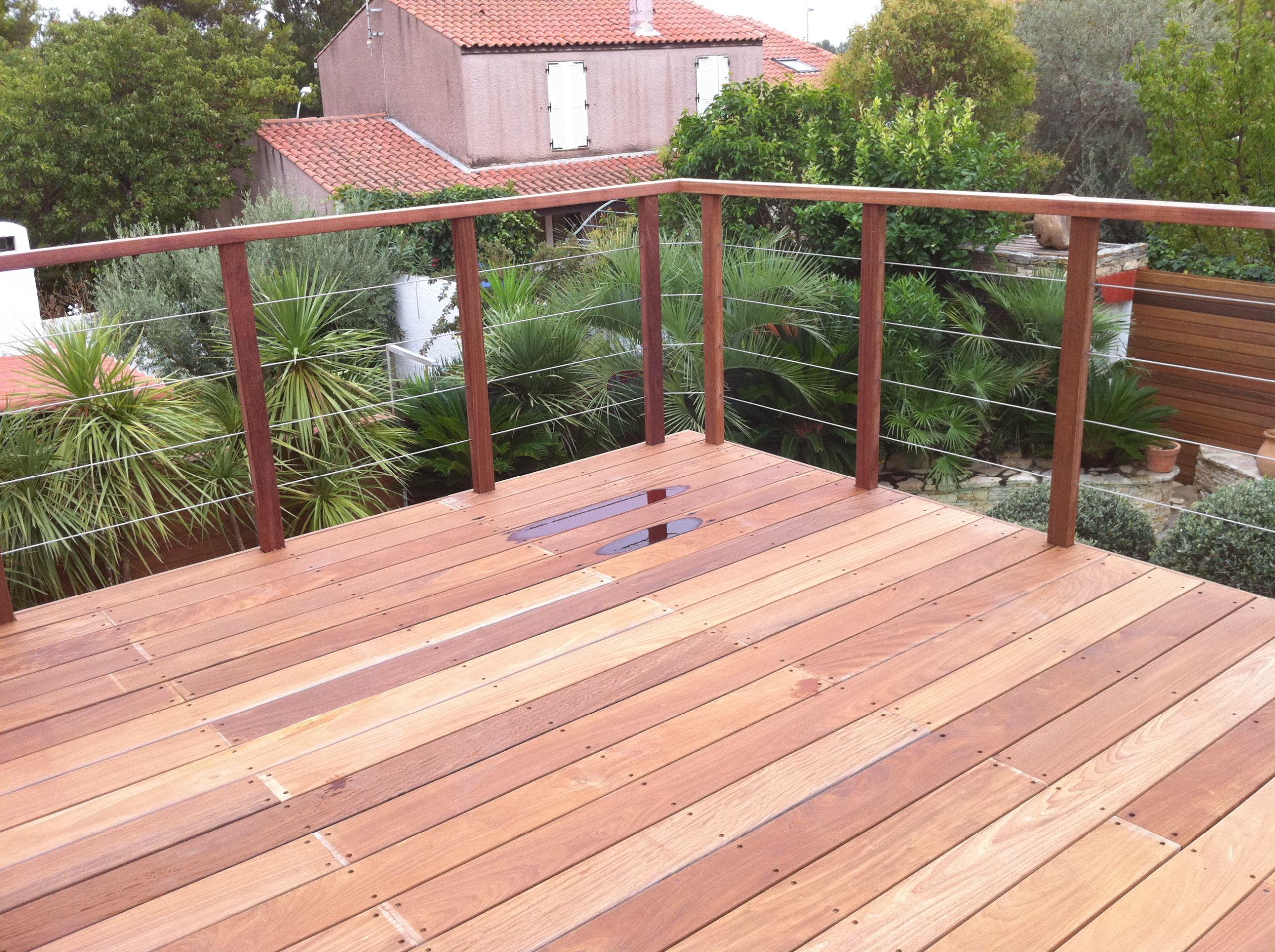 Autour du bois pose de terrasse en bois montpellier