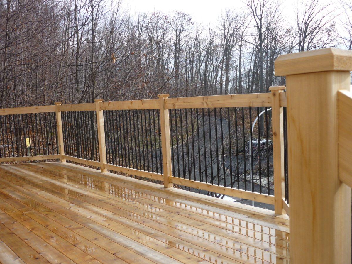 Choisir une rampe ou garde corps pour sa terrasse