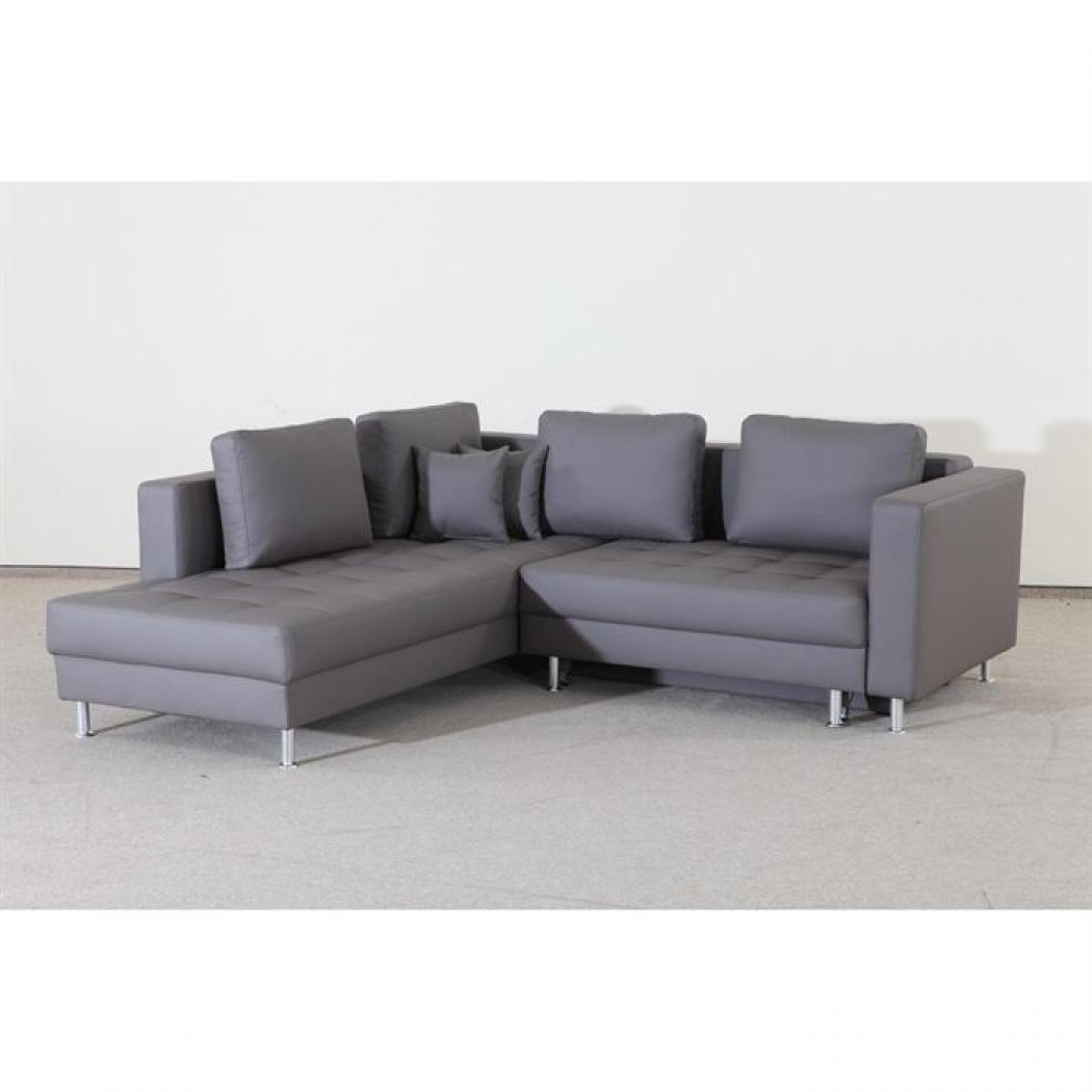 Grand Canapé D Angle Convertible Des Idées