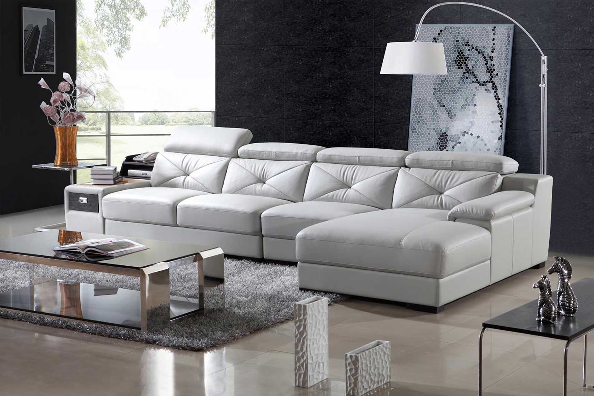 Canapé 4 places un confort toujours plus grand