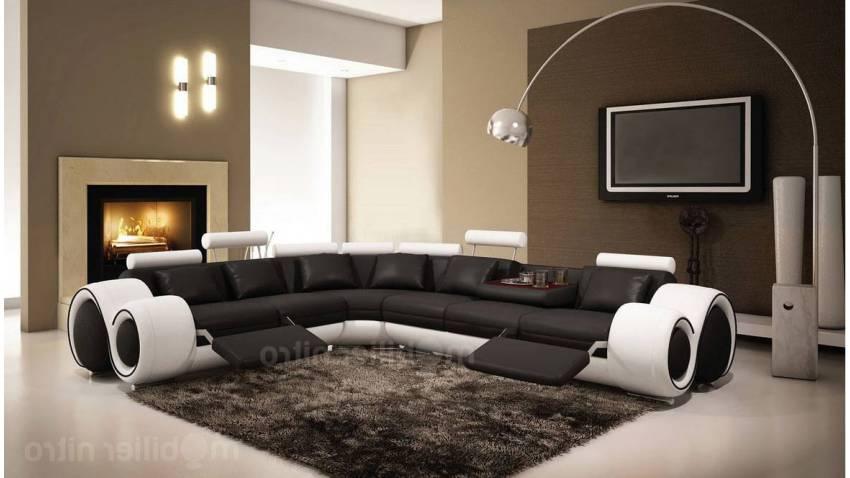 Grand canapé d angle moderne pas cher Entre Castres et