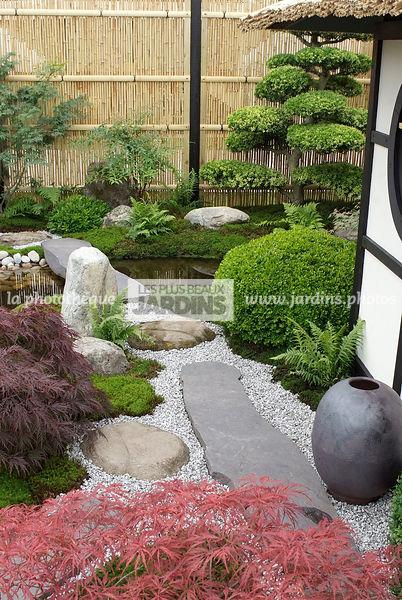Idée Jardin Zen La Photothèque Les Plus Beaux Jardins