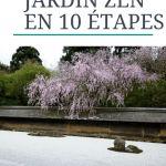 Idée Jardin Zen Poser Un Beau Jardin Zen En Seulement 10 étapes