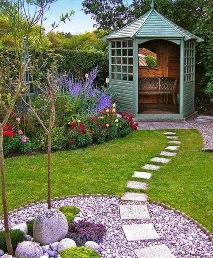 1001 idées et conseils pour aménager une rocaille fleurie
