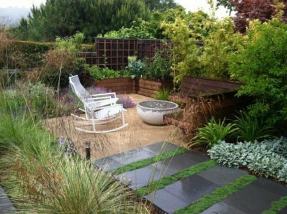 45 idées jardin minimaliste et zen pour créer une ambiance
