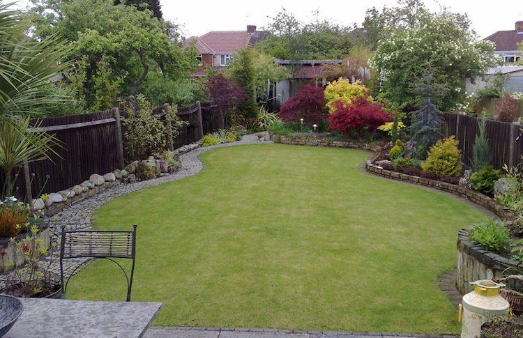 Amenagement Petit Jardin D Agrment Terrasse Paysagiste