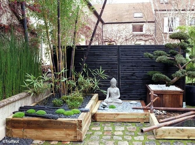 Idee Deco Jardin Idee Deco Terrasse Et Jardin En Coin