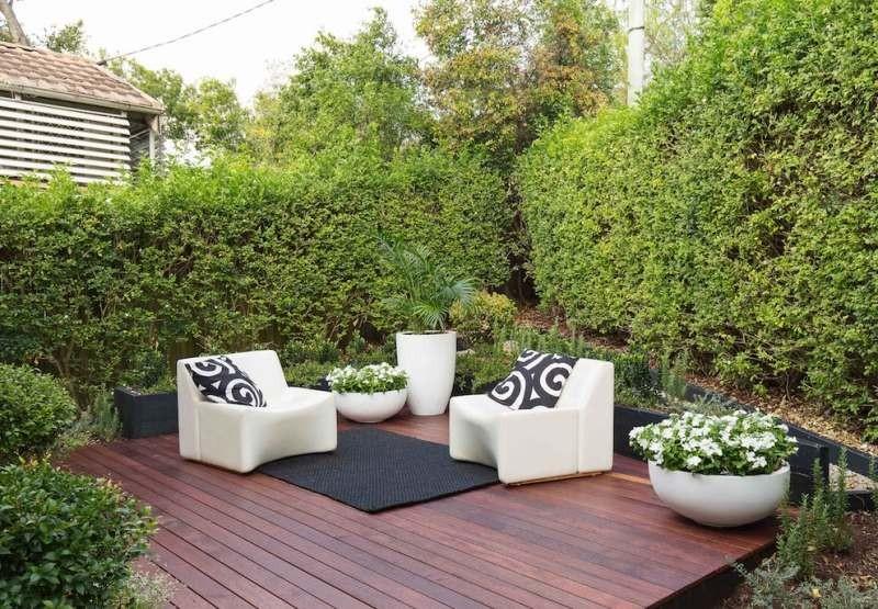 Idées pour aménager un jardin de ville