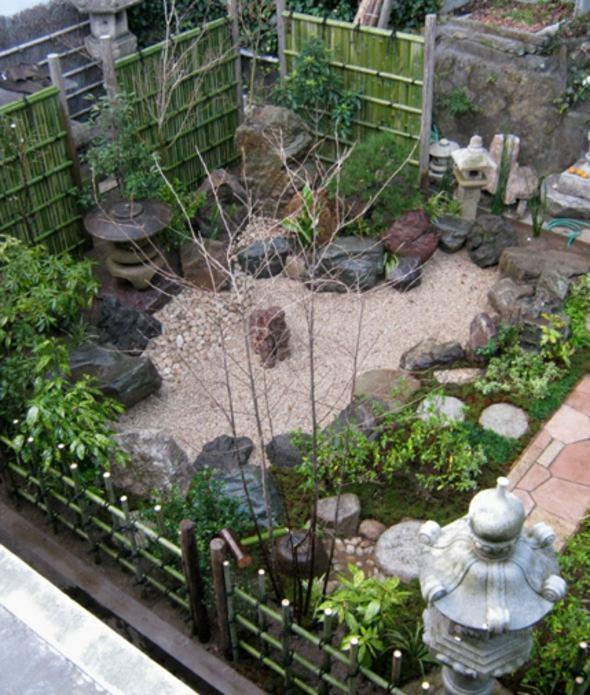 60 idées pour un jardin rocaille d inspiration japonaise
