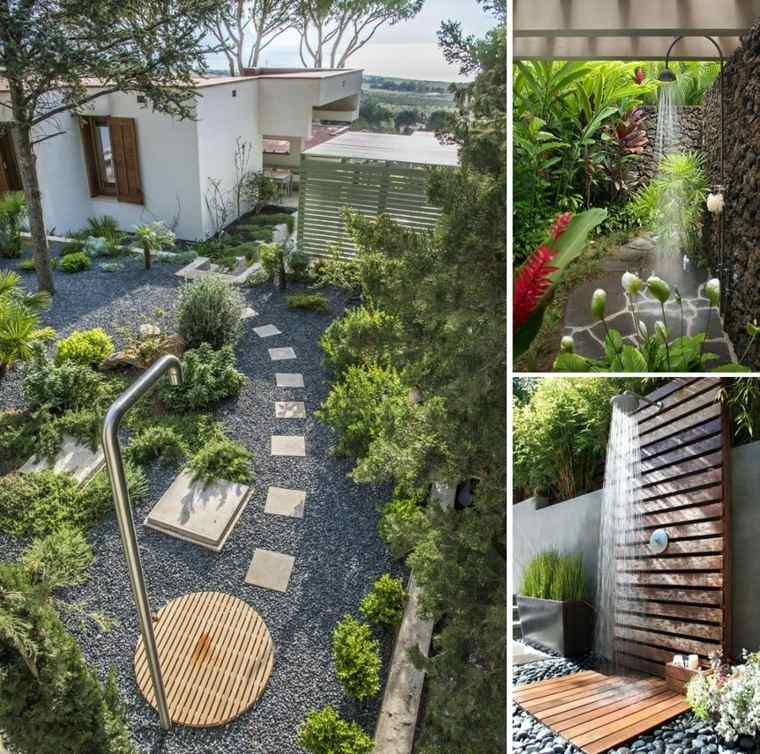 Déco jardin zen contemporain 47 idées inspirantes pour