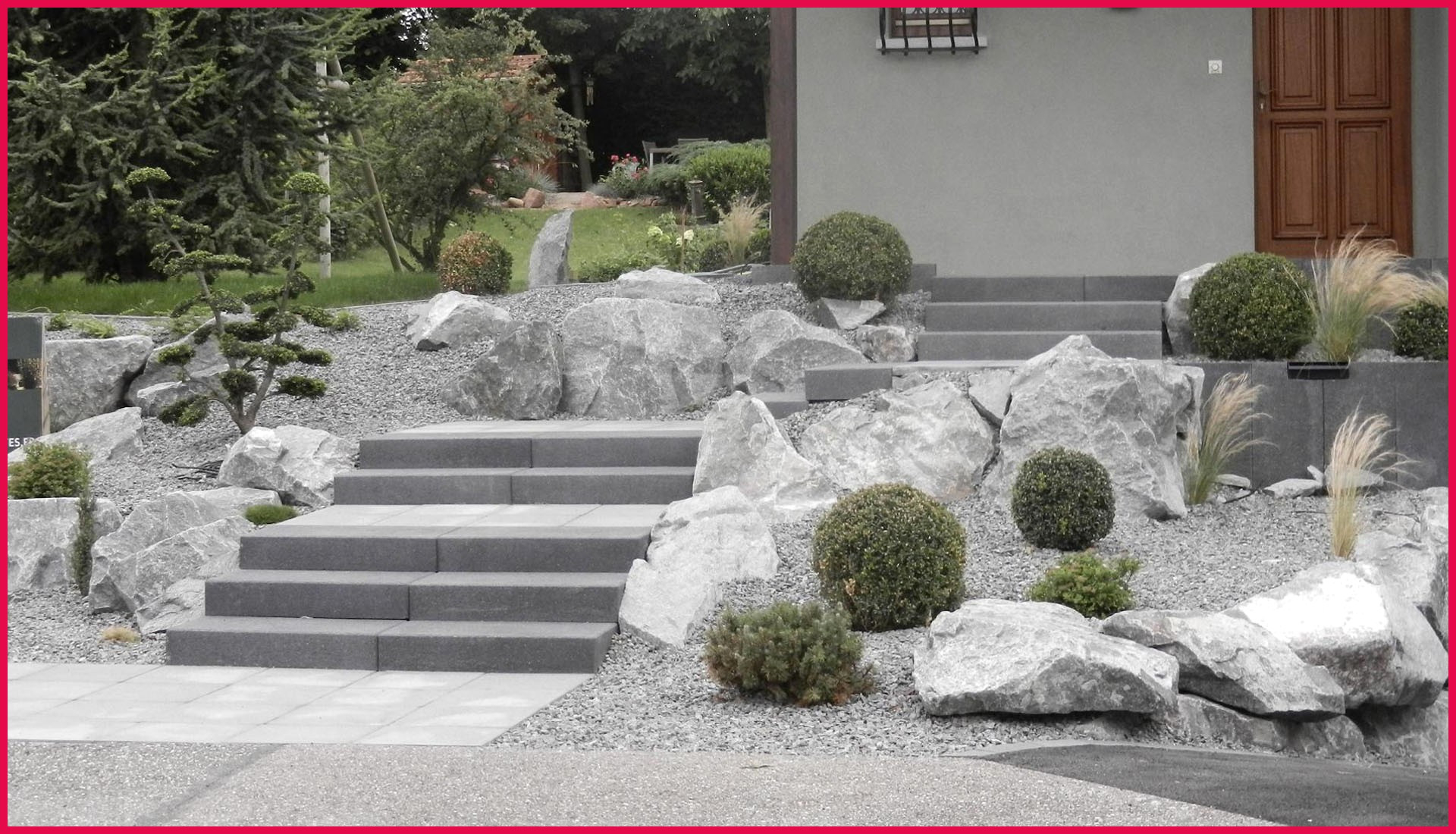 Idee De Jardin Zen Exterieur
