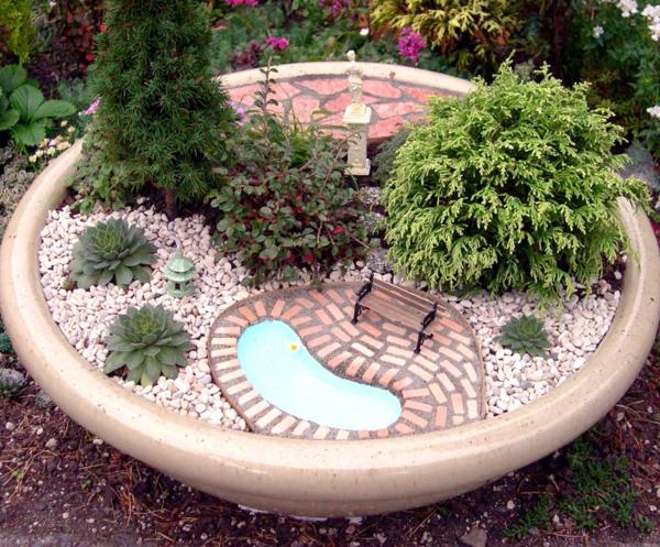 Le mini jardin zen décoration et thérapie Archzine