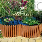 Idee Deco Jardin Pas Cher Bassins De Jardin Design Et Pas Cher En Bois Deco