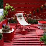 """Idee Deco Jardin Pas Cher La Terrasse De """"4 sous"""""""