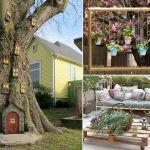 Idee Deco Jardin Pas Cher Mieux Étonnant Déco Exterieur Jardin Design Incroyable