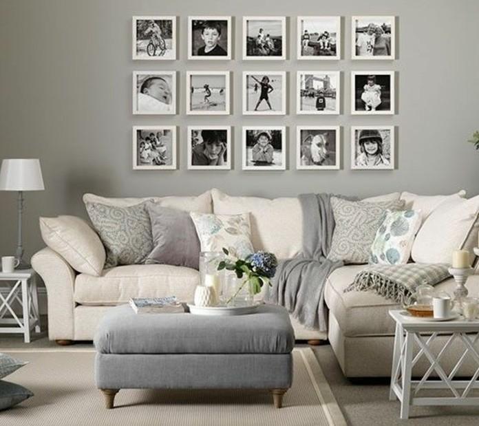 Déco salon gris 88 super idées pleines de charme
