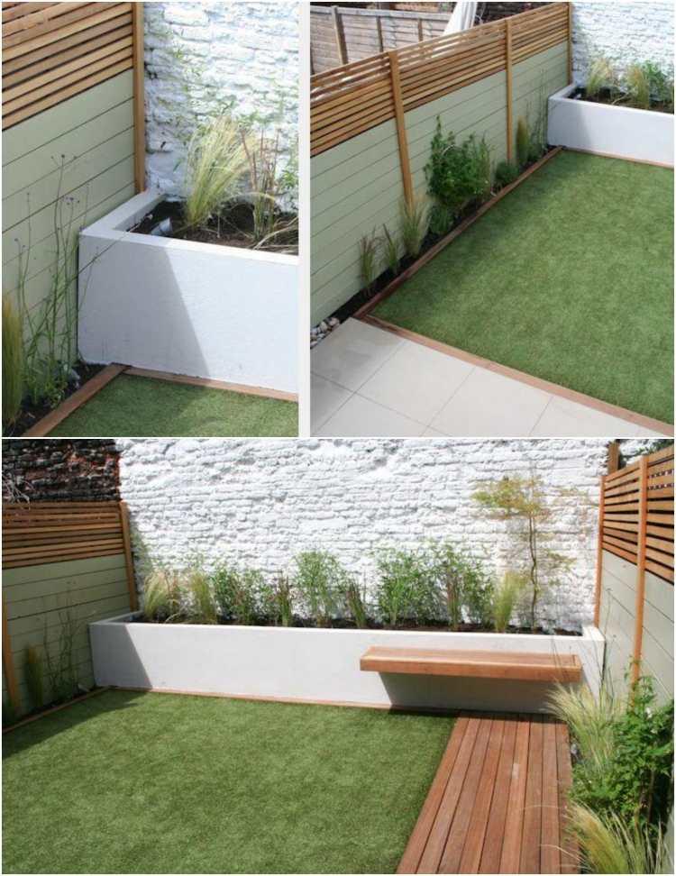 Idee Terrasse En Bois Petit Jardin Idées D Aménagement Déco Et astuces Pratiques