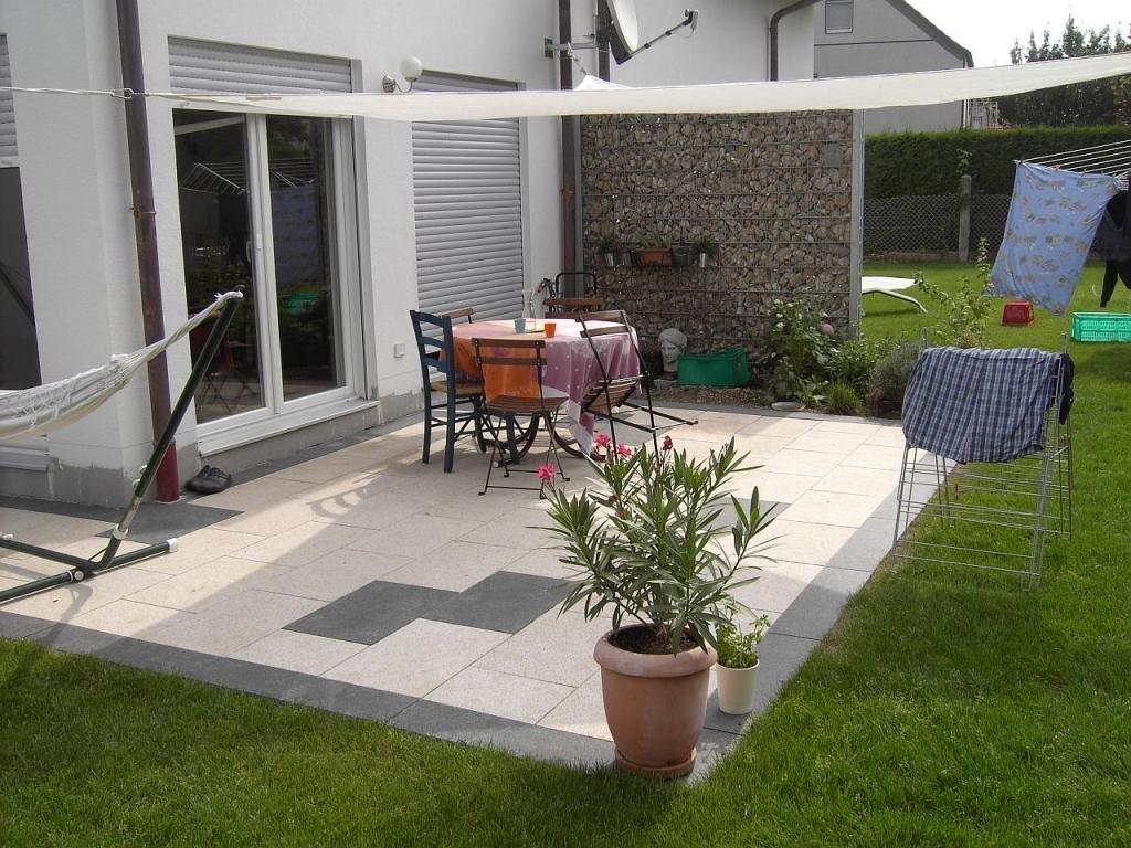 Véranda De Jardin Extérieur idee terrasse maison terrasse exterieur maison contemporaine
