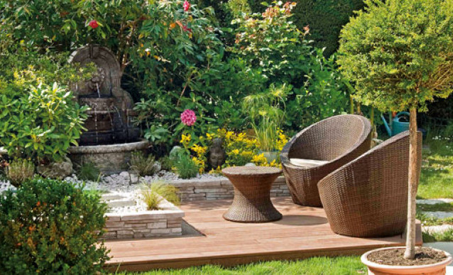Installer Une Terrasse En Bois Construire Une Terrasse En Bois Et Sa Bordure