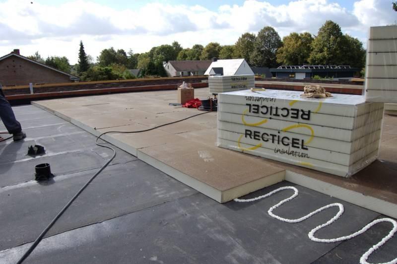 Isolation toit Plat isolation toit Plat Par L Exterieur De toiture Archives