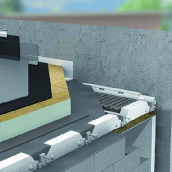 Système préfabriqué pour isolation de toit terrasse en