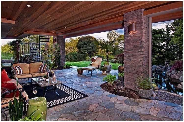 Le Plus Beau Aménagement Jardin Devant Maison • Lavender Plum
