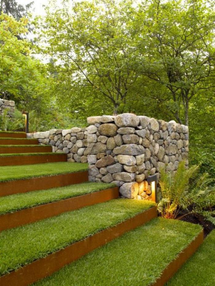 ment avoir un joli jardin en pente Jolies idées en