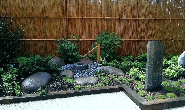 Jardin Japonais Dijon Jardin Japonais Sur Terrasse