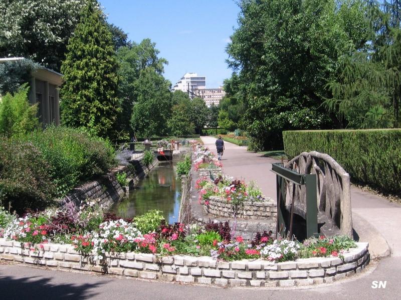 Jardin Japonais Dijon Lac Et Jardins De Dijon Page 9