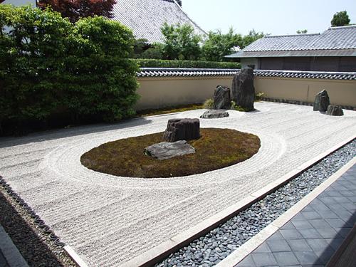 Karesansui jardin sec