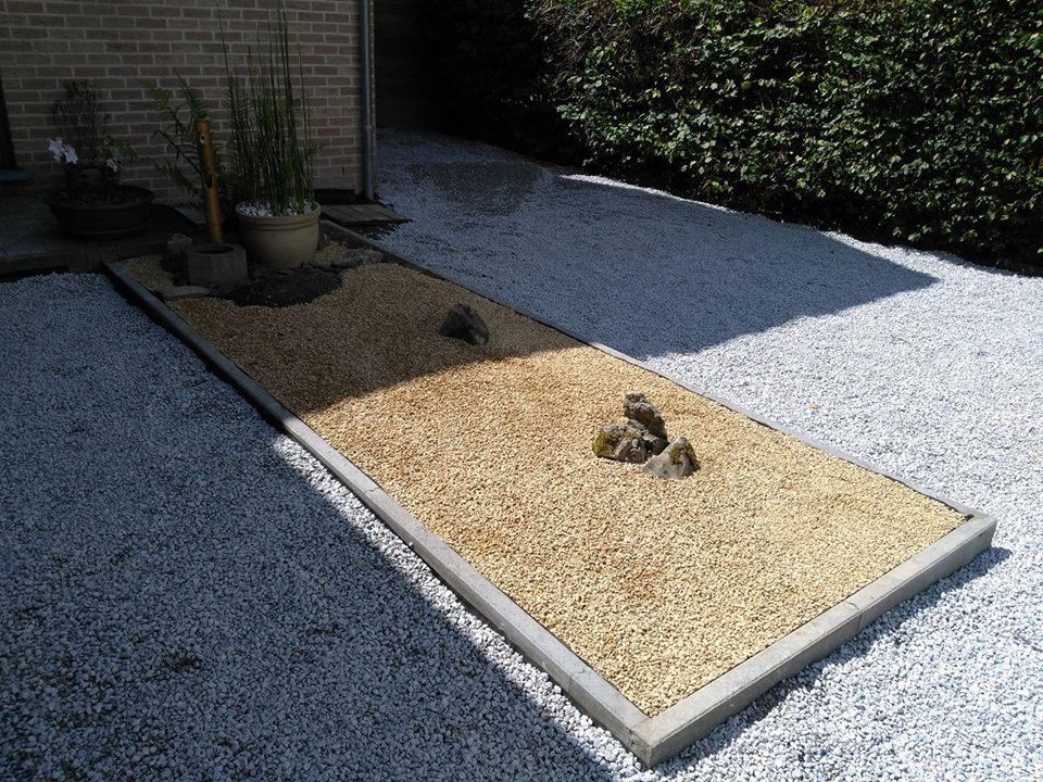 Karesansui mini jardin sec japonais Lesbambous forum