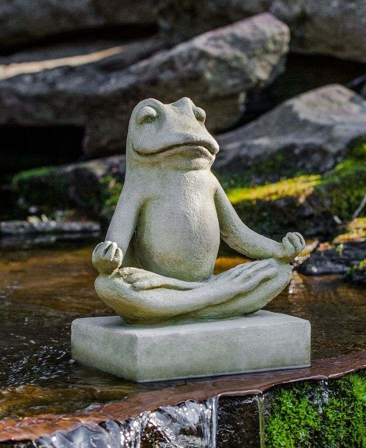 Jardin Zen Avec Bouddha Statue De Jardin Zen Le Bouddha éternel Et L Art De Décorer