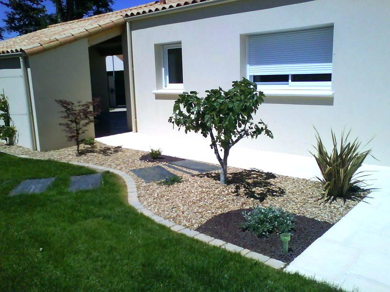 Jardin zen exterieur pas cher deco exterieur jardin - Bordure de jardin en pierre pas cher ...