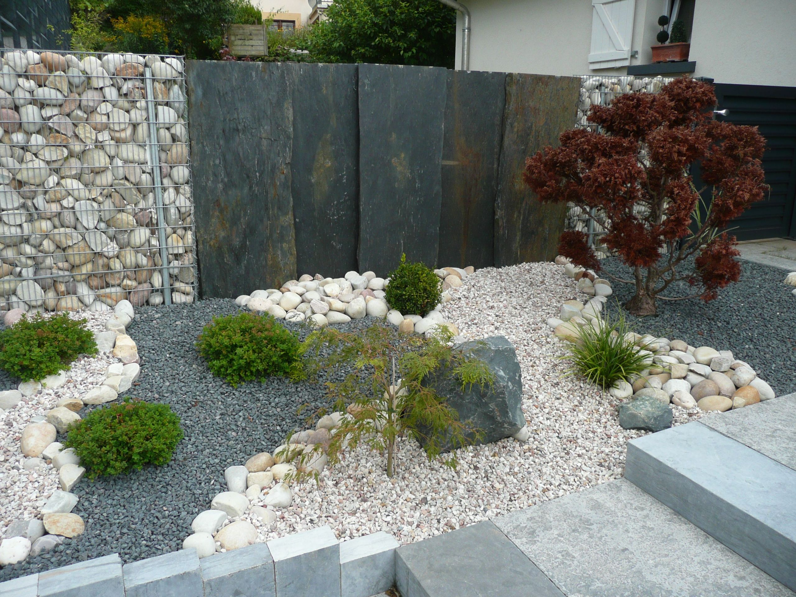 Jardin Mineral Zen Photo jardin zen sec jardin minéral et végétal jardin minéral